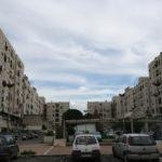 Tor bella Monaca Parcheggio tra i palazzi